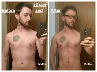 90 Day Weight Loss Challenge
